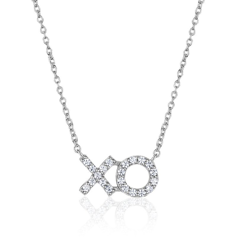 LARUS Jewelry XO Necklace
