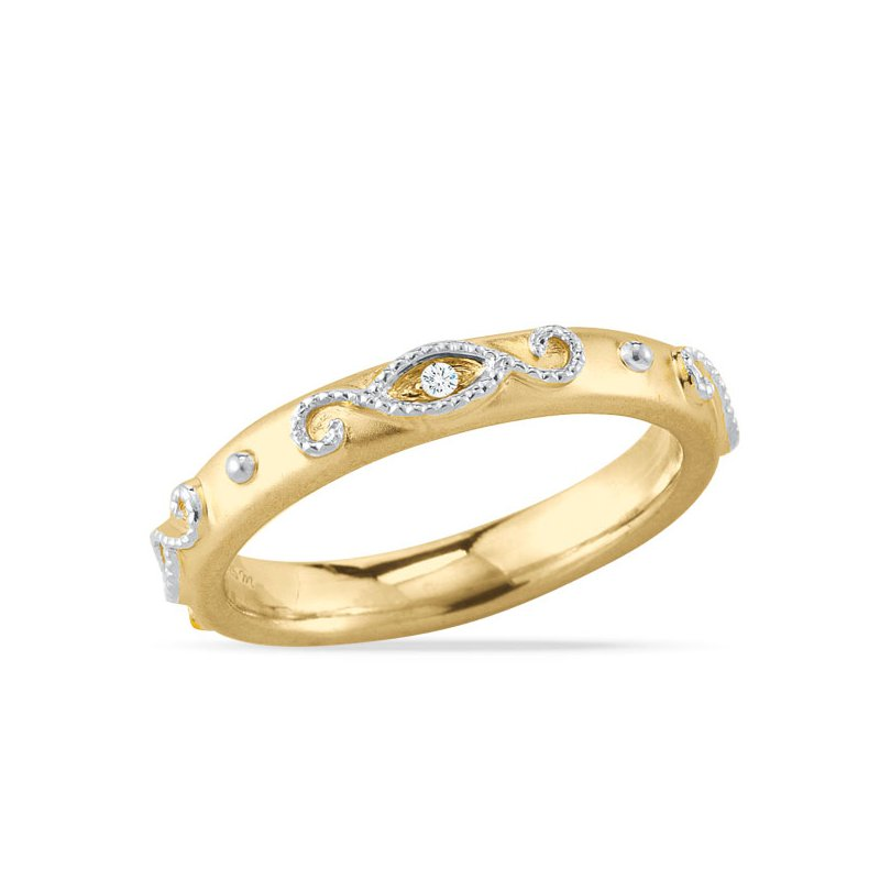 Stefano Bruni STACK'M UP RING