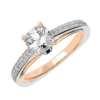 Bridal Ring-RE12689RW10AC