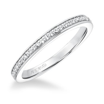 Artcarved Marci Wedding Band