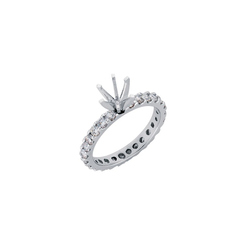 S. Kashi & Sons Bridal Eternity Diamond Ring