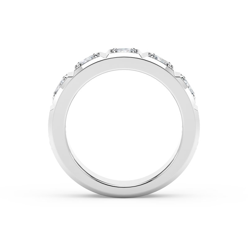 Forevermark Black Label The Forevermark Tribute™ Collection Stackable Wedding Band