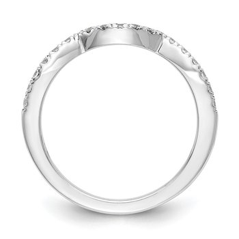 14kw True Origin Lab Grown Dia VS/SI D,E,F Wedding Band