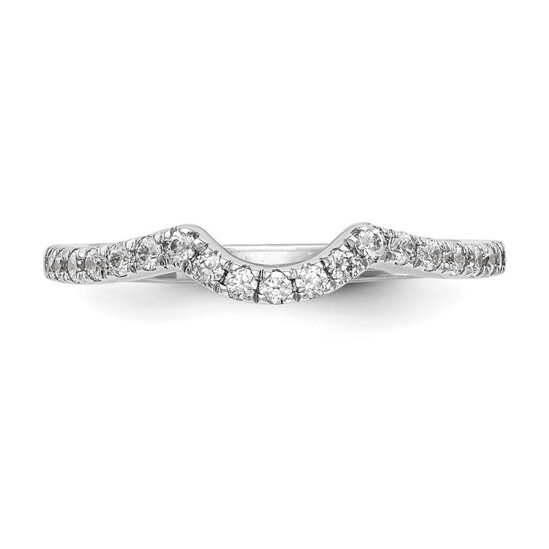 True Origin 14kw True Origin Lab Grown Diamond VS/SI, D E F, Wedding Band