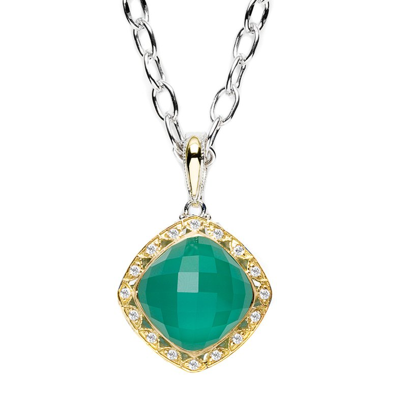 Tacori Onyx Envy Necklace (Chain not included)