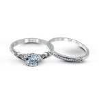 Zeghani ZR397 WEDDING SET