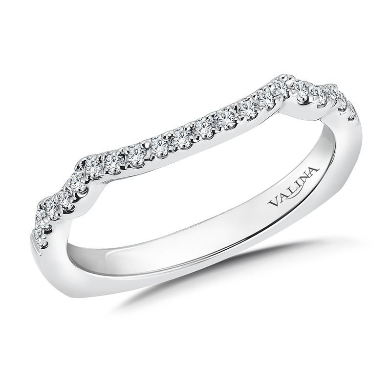 Valina Wedding Band (0.18ct. tw.)