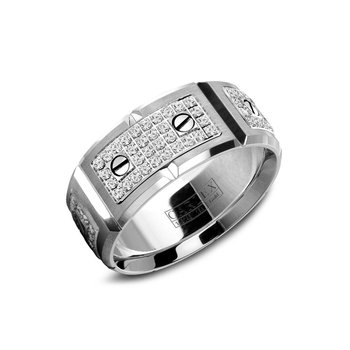 Carlex Generation 2 Mens Ring WB-9792WW