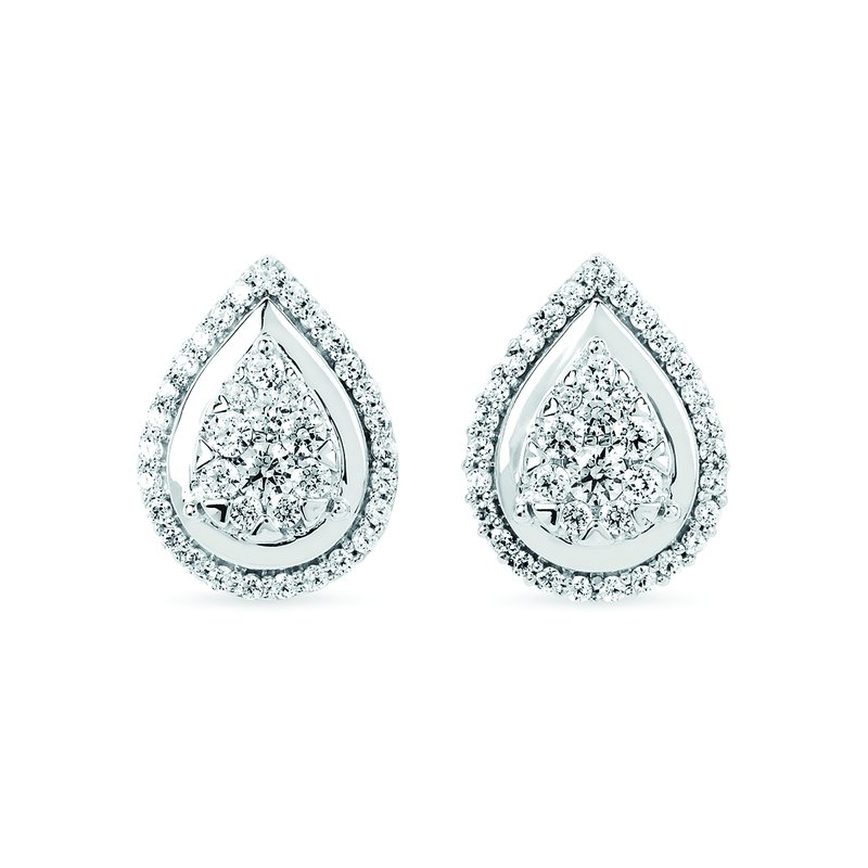 Ostbye Earrings Rd V 0.518