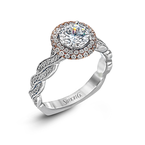 Simon G MR2133 ENGAGEMENT RING