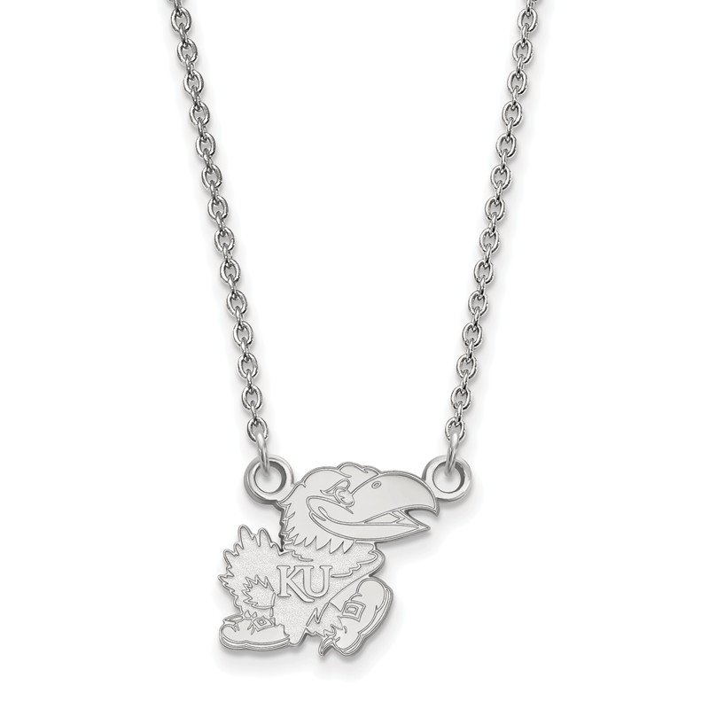 NCAA Gold University of Kansas NCAA Necklace