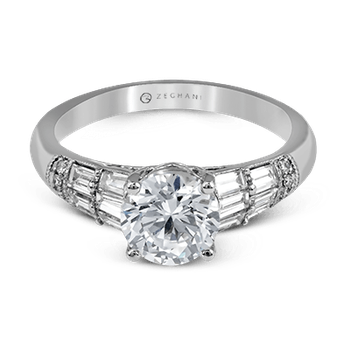 ZR1164 ENGAGEMENT RING
