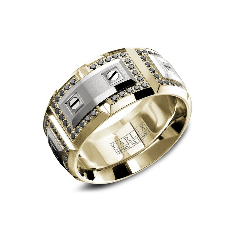 Carlex Carlex Generation 2 Mens Ring WB-9851WYBD