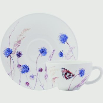 Breakfast Cup and Saucer - Set of 2