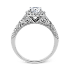 Zeghani ZR1053 ENGAGEMENT RING