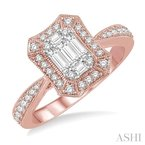 Crocker's Collection fusion diamond ring