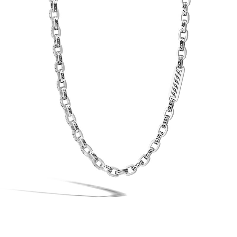 JOHN HARDY Classic Chain 7MM Link Necklace in Silver