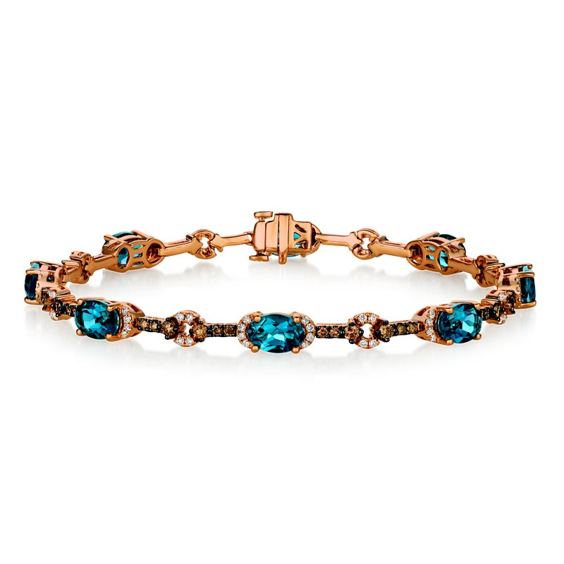 Le Vian 14K Strawberry Gold® Bracelet