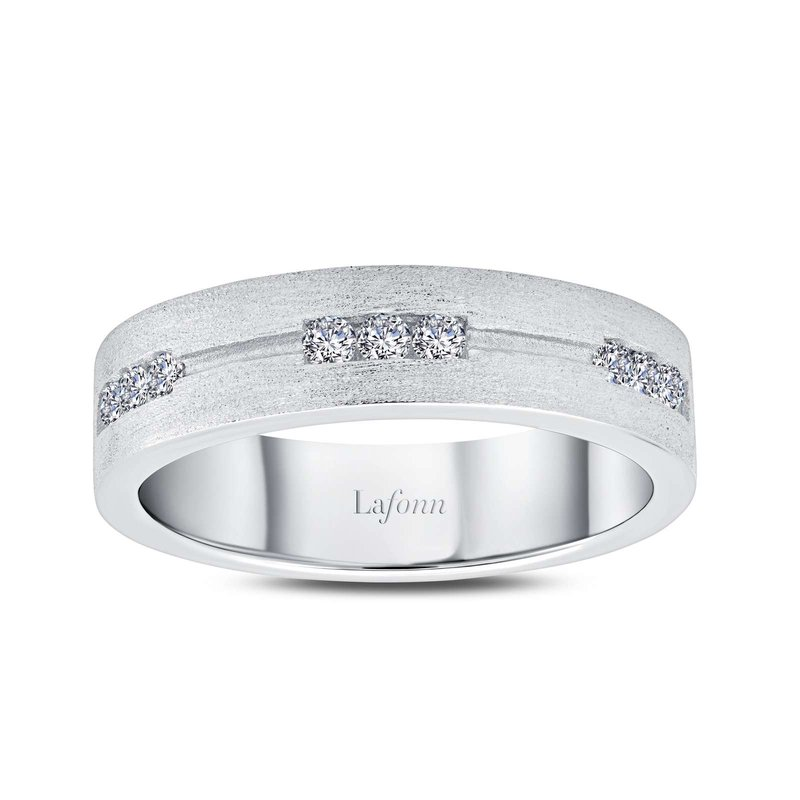 LaFonn 0.27 CTW Men's Wedding Band