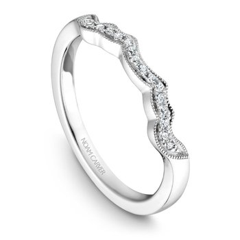 Noam Carver Wedding Band B063-01B