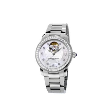 Frederique Constant Ladies Automatic Heart Beat Watch