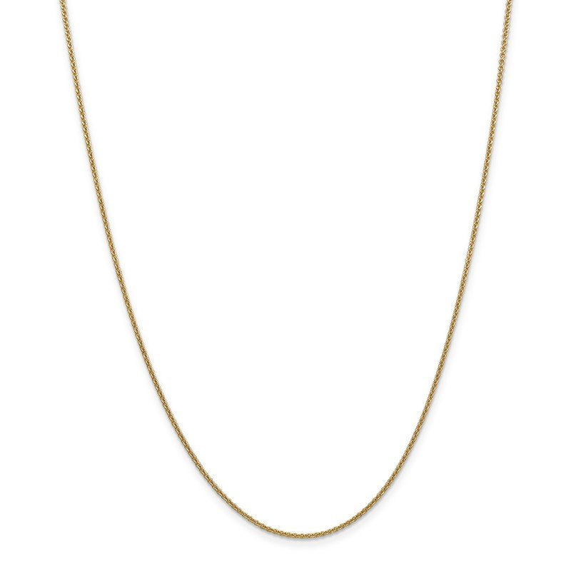 Leslie's Leslie's 14K 1.6 mm Round Cable Chain