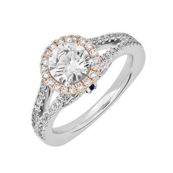 Bridal Ring-RE13302WR10R