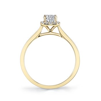 MARS Jewelry - Engagement Ring 25150YG