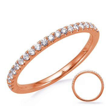 Rose Gold Wedidng Band
