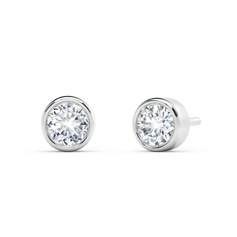 Forevermark The Forevermark Tribute™ Collection Bezel Stud Earrings