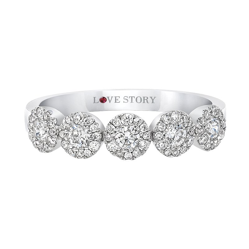 Love Story Diamonds 012-21300