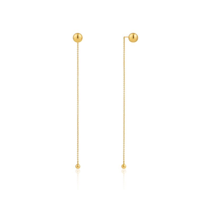 Ania Haie Orbit Drop Earrings