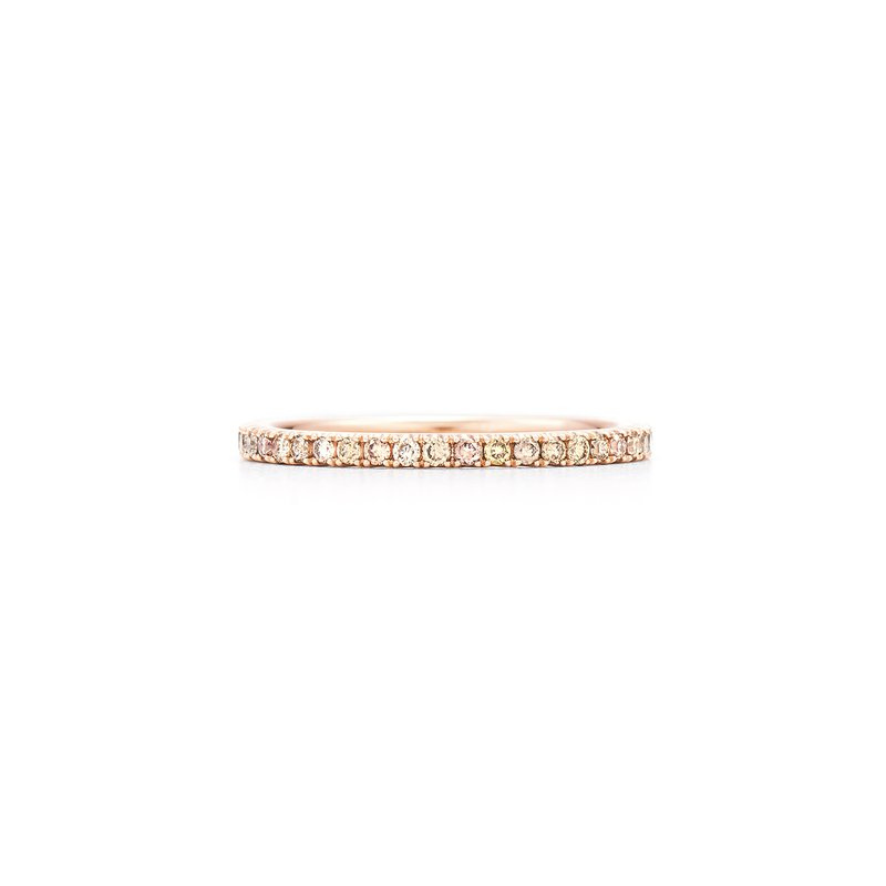 Kwiat Kwiat Stackable Cognac Diamond Ring