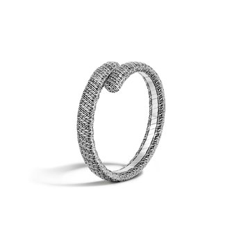 Classic Chain Single Coil Bracelet