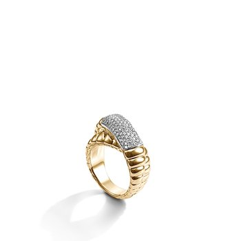 Classic Chain Overlap Ring