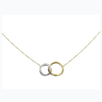 Jaipur Diamond Small Link Pendant