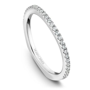 Noam Carver Wedding Band B001-03B