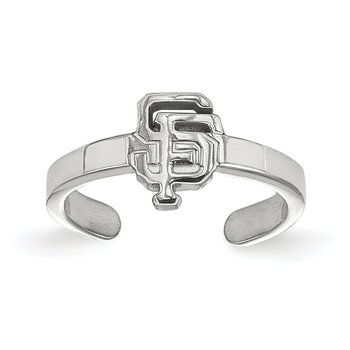 Sterling Silver San Francisco Giants MLB Ring