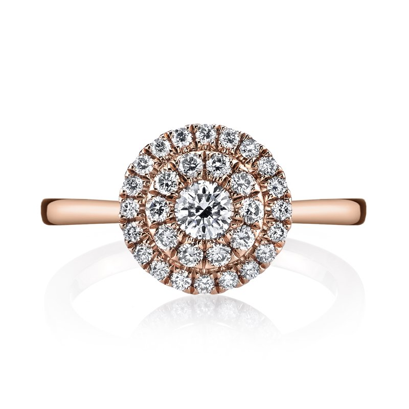 MARS Jewelry MARS 26633 Fashion Ring, 0.56 Ctw.