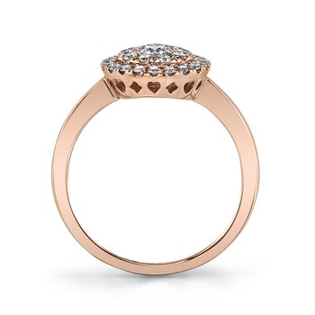 MARS 26633 Fashion Ring, 0.56 Ctw.