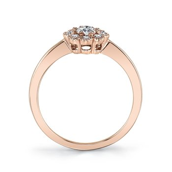 MARS 26634 Fashion Ring, 0.41 Ctw.