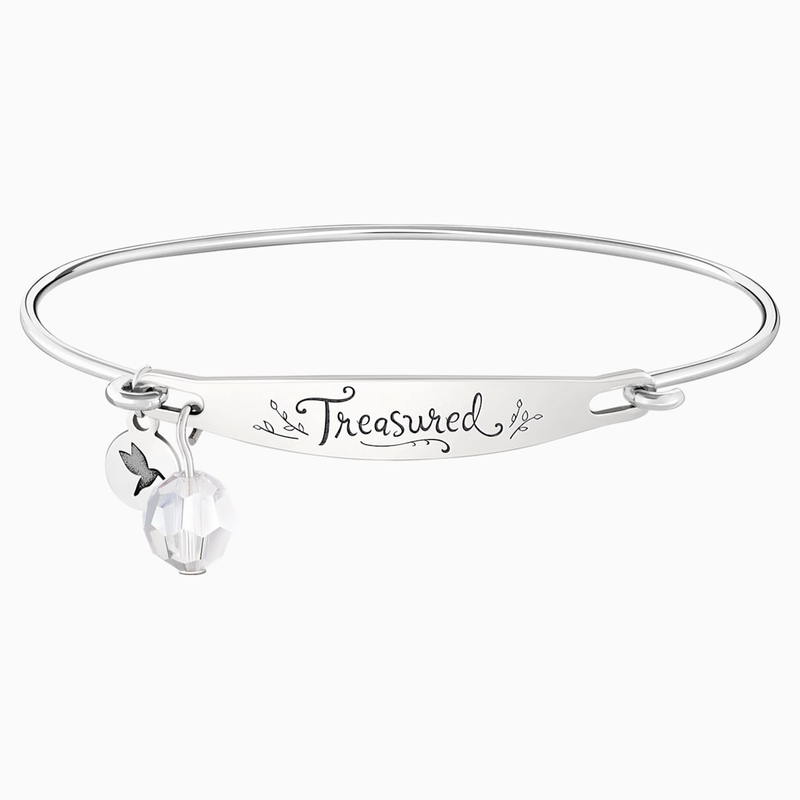 Swarovski Treasured ID Bangle