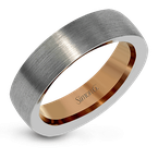 Simon G LG163 MEN RING