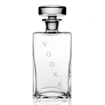 Lillian Square Decanter - VODKA