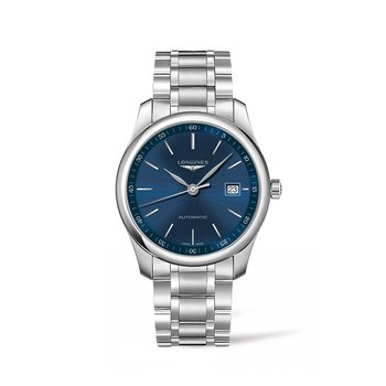 Master Collection 40mm Blue Dial Automatic