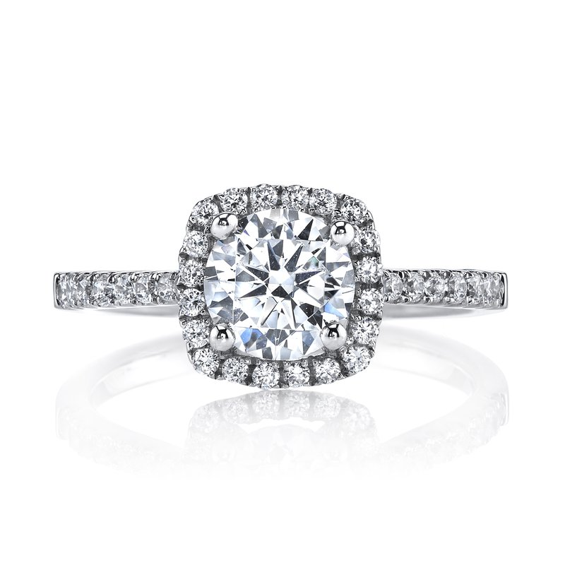 MARS Jewelry 25150 Diamond Engagement Ring 0.35 ct tw