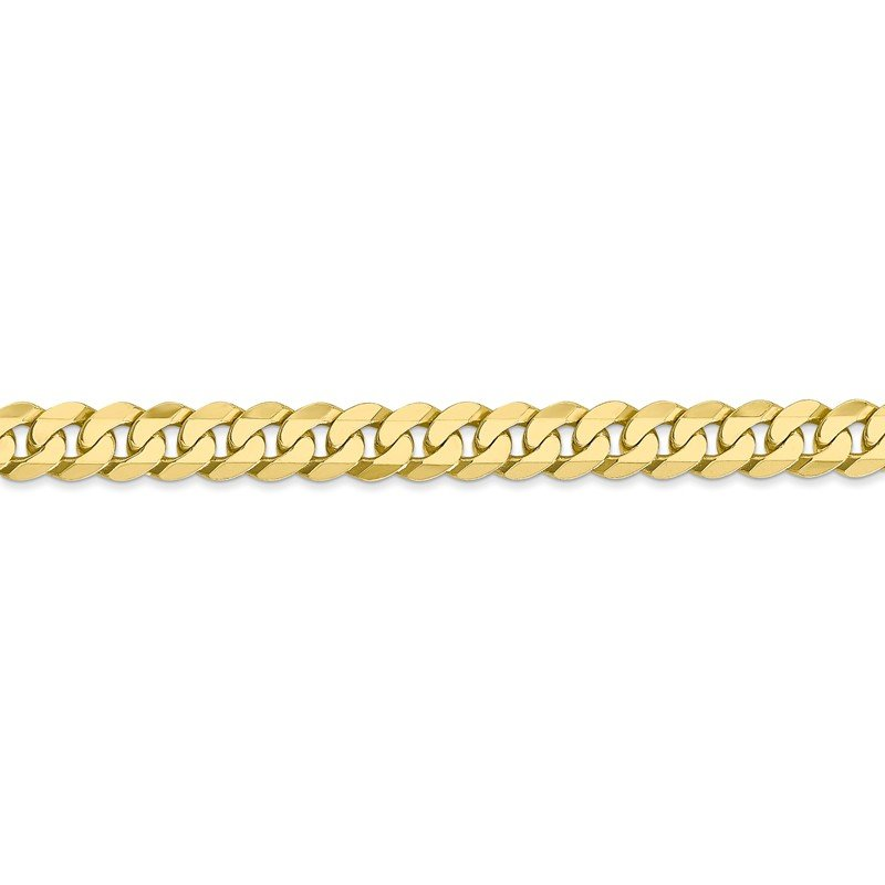 Leslie's Leslie's 10K 6.1mm Flat Beveled Curb Chain