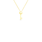 Roberto Coin  #26845 Of 18Kt Gold Key Pendant