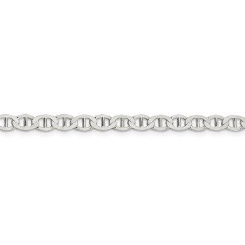 Sterling Silver 4.75mm Flat Anchor Chain