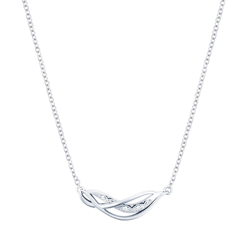 Tacori Fashion Petite Wavelet Necklace